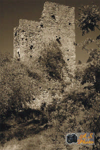 La torre Bagheri. Lascari (PA)  - Lascari (3905 clic)