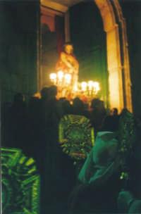 Settimana Santa - Uscita Ecce Homo  - Mussomeli (3851 clic)