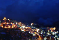 Mussomeli sotto la neve  - Mussomeli (5426 clic)