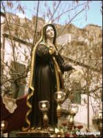 Settimana Santa - Processione Addolorata  - Mussomeli (4879 clic)