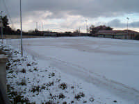 Buscemi d'inverno....stadio comunale  - Buscemi (4485 clic)