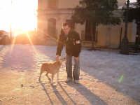 Buscemi d'inverno....la piazzetta  - Buscemi (5342 clic)