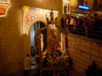 Festa di San Giuseppe (il rientro)  - Caltabellotta (1630 clic)