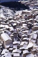 La neve  - Caltabellotta (962 clic)