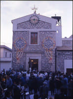 Festa del DIO VIVO (Chiesa San Francesco)  - Caltabellotta (1600 clic)