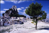Caltabellotta (Vista dal piano Lauria)  - Caltabellotta (1608 clic)