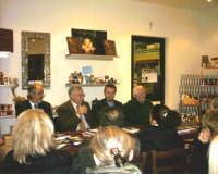 Presentazione del romanzo Il nome nemico di Nino Casamento a Rivignano (Udine)in Friuli, dov'è ambientata una parte della storia   - Montagnareale (3354 clic)