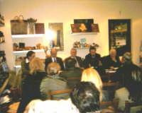 Presentazione del romanzo Il nome nemico di Nino Casamento in Friuli, dov'è ambientata una parte della storia raccontata dallo scrittore siciliano   - Montagnareale (2740 clic)