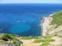 Il mare di punta Bazzana  - Marettimo (4216 clic)