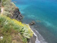 Un bel tratto della costa di Lipari  - Lipari (8276 clic)
