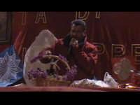 Svolgimento della tradizionale Cena Di San Giuseppe. SCICLI Davide Militello