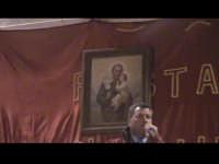 Immagine del patriarca San Giuseppe. SCICLI Davide Militello