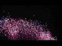 Fuochi d'artificio finali, a conclusione della festa di San Giuseppe.  - Scicli (1881 clic)