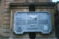 Targa Unesco.  - Scicli (2209 clic)