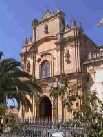 Chiesa del Carmine (XVIII°sec).  - Scicli (1695 clic)