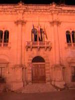 La sede del Municipio di Scicli, già sede del commissariato di polizia nella fiction 'Il Commissario Montalbano'(1906)  - Scicli (2902 clic)