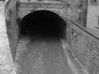 Piena del torrente di Santa Maria La Nova - data 31/01/2006 SCICLI Davide Militello