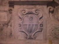Particolare della tomba.  - Scicli (1414 clic)