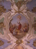 Stucchi della chiesa di San Bartolomeo. (sec.XVIII°) SCICLI Davide Militello