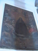 Quadro raffigurante san Guglielmo, che protegge la città di Scicli, e alcuni suoi miracoli compiuti.
