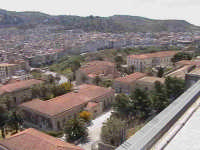 I padiglioni dello storico Ospedale Busacca. Quando sorse, intorno ai primi anni del 1900, fu uno dei primi ed avanzati ospedali della Sicilia.  - Scicli (2090 clic)
