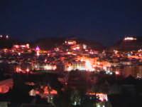 Veduta della città di Scicli...in notturno. SCICLI Davide Militello