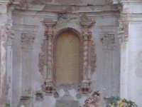 Convento di Sant'Antonino (XIV°sec)Particolare dell'abside della chiesa-Architettura pre-terremoto d
