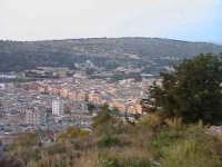 Veduta dal colle della Croce della città di Scicli. SCICLI Davide Militello