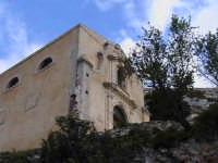 Veduta dal sentiero di Santa Lucia della chiesa del Santo Spirito (XVIII°sec). SCICLI Davide Militel