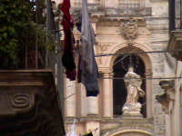 Particolare della Chiesa Di San Bartolomeo (XVIII°sec).  - Scicli (1542 clic)