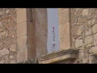 Antenne Rai vista da una finestra del convento di Sant'Antonino. SCICLI Davide Militello