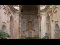 Chiesa del convento di Sant'Antonino(XIV°sec) architettura pre-terremoto del 1693.  - Scicli (3121 clic)