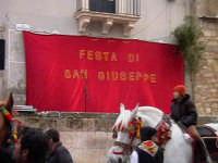 Luogo della tradizionale cena di San Giuseppe.  - Scicli (2006 clic)
