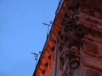Particolare di Palazzo Beneventano, Bene Dell'Umanità Unesco (XVIII°sec). SCICLI Davide Militello