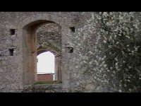 Chiesa del convento di Sant'Antonino(XIVýsec) architettura pre-terremoto del 1693. SCICLI Davide Mil
