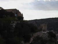 Veduta chiesa di San Matteo con orologio civico. SCICLI Davide Militello