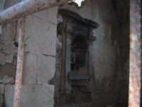 Acquasantiera del convento di Sant'Antonino (1707)-Architettura pre-Terremoto del 1693-  - Scicli (1881 clic)