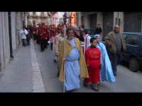 La Sacra Famiglia alla Cavalcata di San Giuseppe. SCICLI Davide Militello