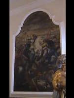 Quadro della Madonna Delle Milizie nella Chiesa di Valverde. SCICLI Davide Militello