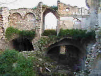 Ruderi del convento di Sant'Antonino (XIV°sec)-Architettura pre-Terremoto del 1693-  - Scicli (1831 clic)