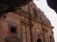 Facciata chiesa di San Matteo (XVIII°sec).  - Scicli (1450 clic)