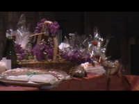 Prodotti tipici offerti per la cena di San Giuseppe dai devoti. SCICLI Davide Militello