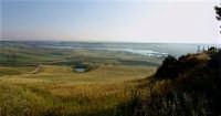 Panoramica della diga Delia  - Castelvetrano (7995 clic)