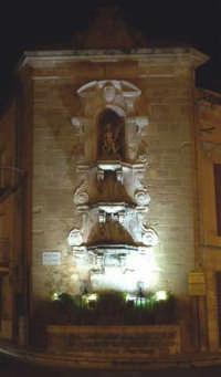 Fontana della Ninfa  - Castelvetrano (1245 clic)