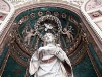 Castelvetrano - San Giovanni Battista particolare della statua, scultore Antonello Gagini  - Castelvetrano (3478 clic)