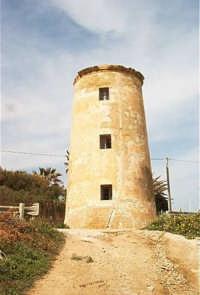 Torretta Granitola - Torre di avvistamento  - Campobello di mazara (4622 clic)