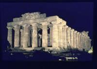 Selinunte panoramica tempio di notte  - Castelvetrano (2433 clic)