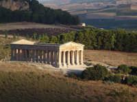 Veduta del tempio greco, all'alba  - Calatafimi segesta (13034 clic)