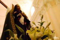La processione dell'Addolorata. Biancavilla  - Biancavilla (2222 clic)