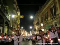 La Grande Festa Estiva, celebrazioni in onore di S. Maria dell'Elemosina - Biancavilla 27 Agosto 2006  - Biancavilla (1966 clic)